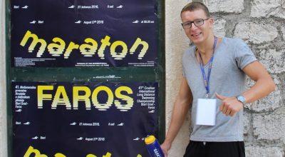 3de bij de Faros Marathon!
