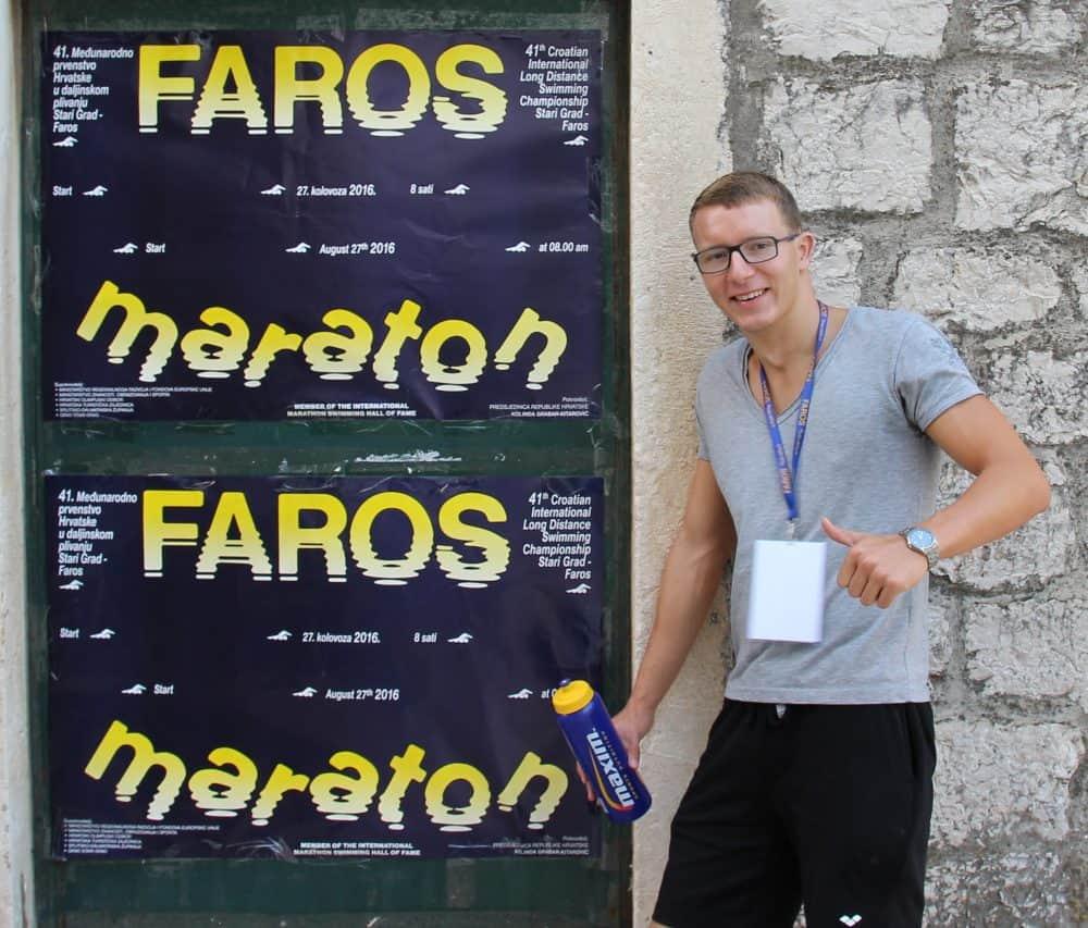 Faros marathon 2016 Lars Bottelier