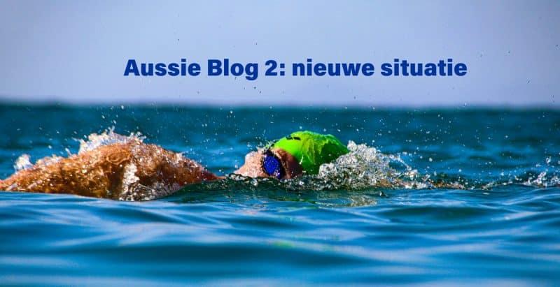 Aussie blog 2: de nieuwe trainingssituatie van Lars - Lars zijn ultieme droom is om zich te kwalificeren op de Olympische Spelen van Parijs 2024 voor de olympische 10 km.