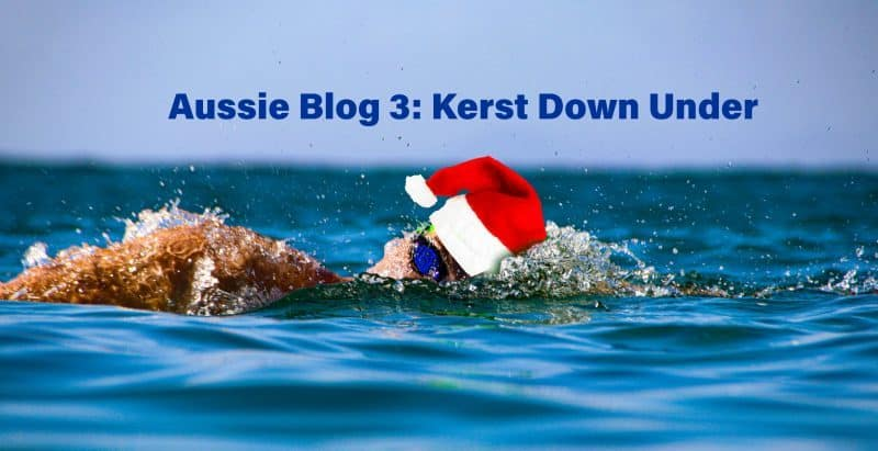 Kerst Down Under blog Lars Bottelier