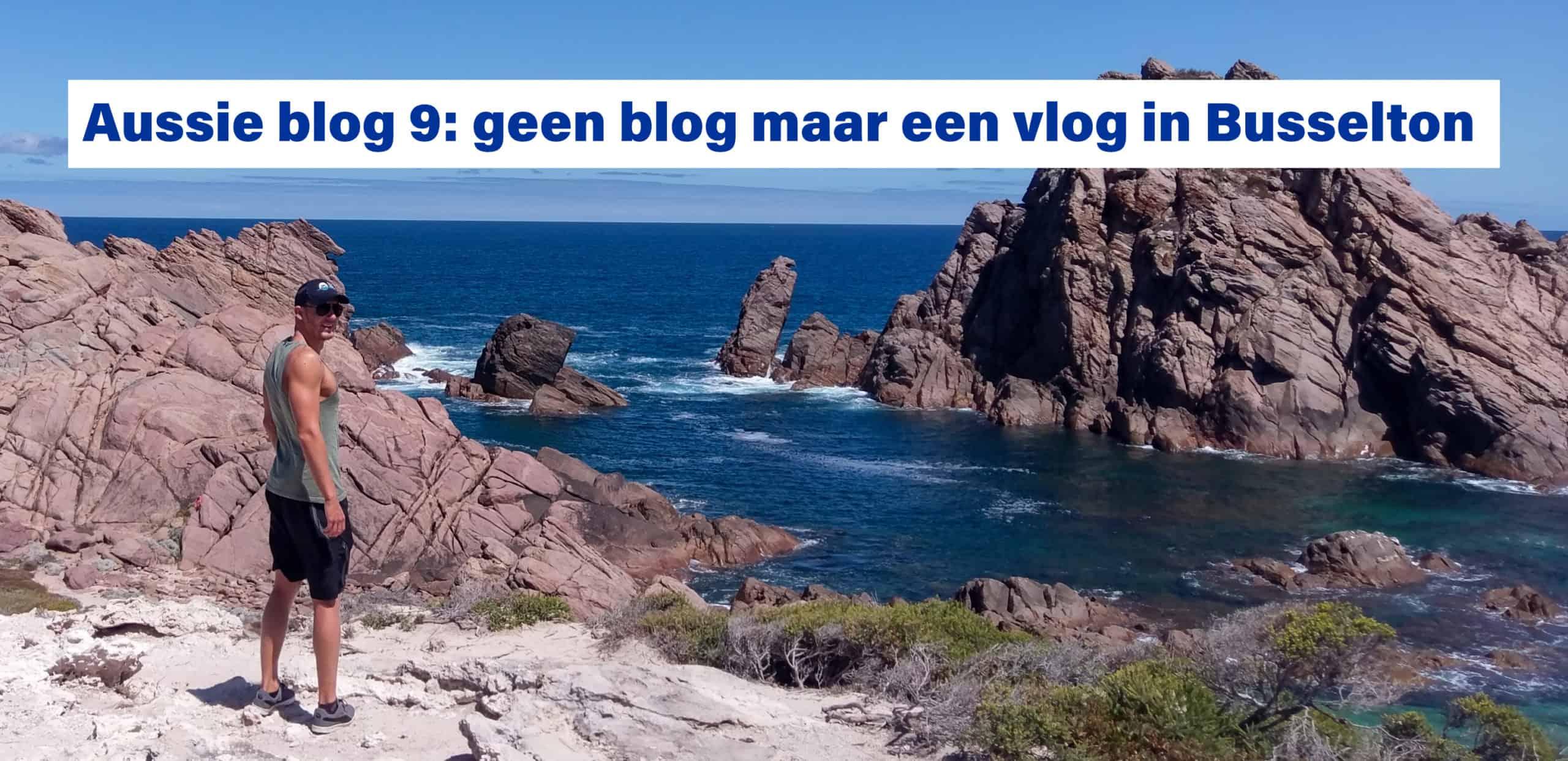 Vlog in Busselton - Lars Bottelier heeft in zijn zwemblog een vlog gemaakt over zijn reis naar Busselton in Australië. volg zijn reis en zijn road to Parijs 2024.