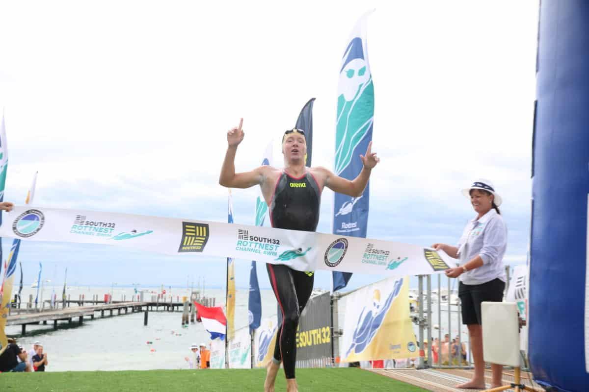 Alternatieve trainingen Lars Bottelier topzwemmer - Wint goud op de Olympische Spelen van Parijs in 2024