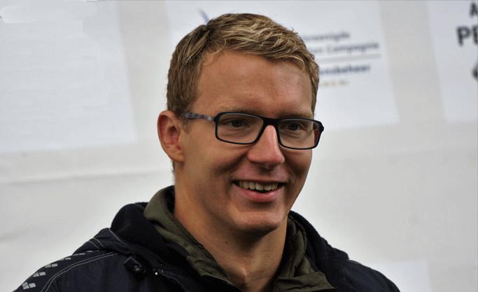 Biografie van Lars Bottelier - wie is Lars? Wat is zijn droom? De Olympische Spelen van Parijs halen - Palmares, doelen, paspoort