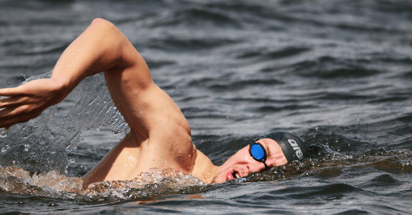 Zwemblog Lars Bottelier zit vol tips en tricks voor de openwaterzwemmer