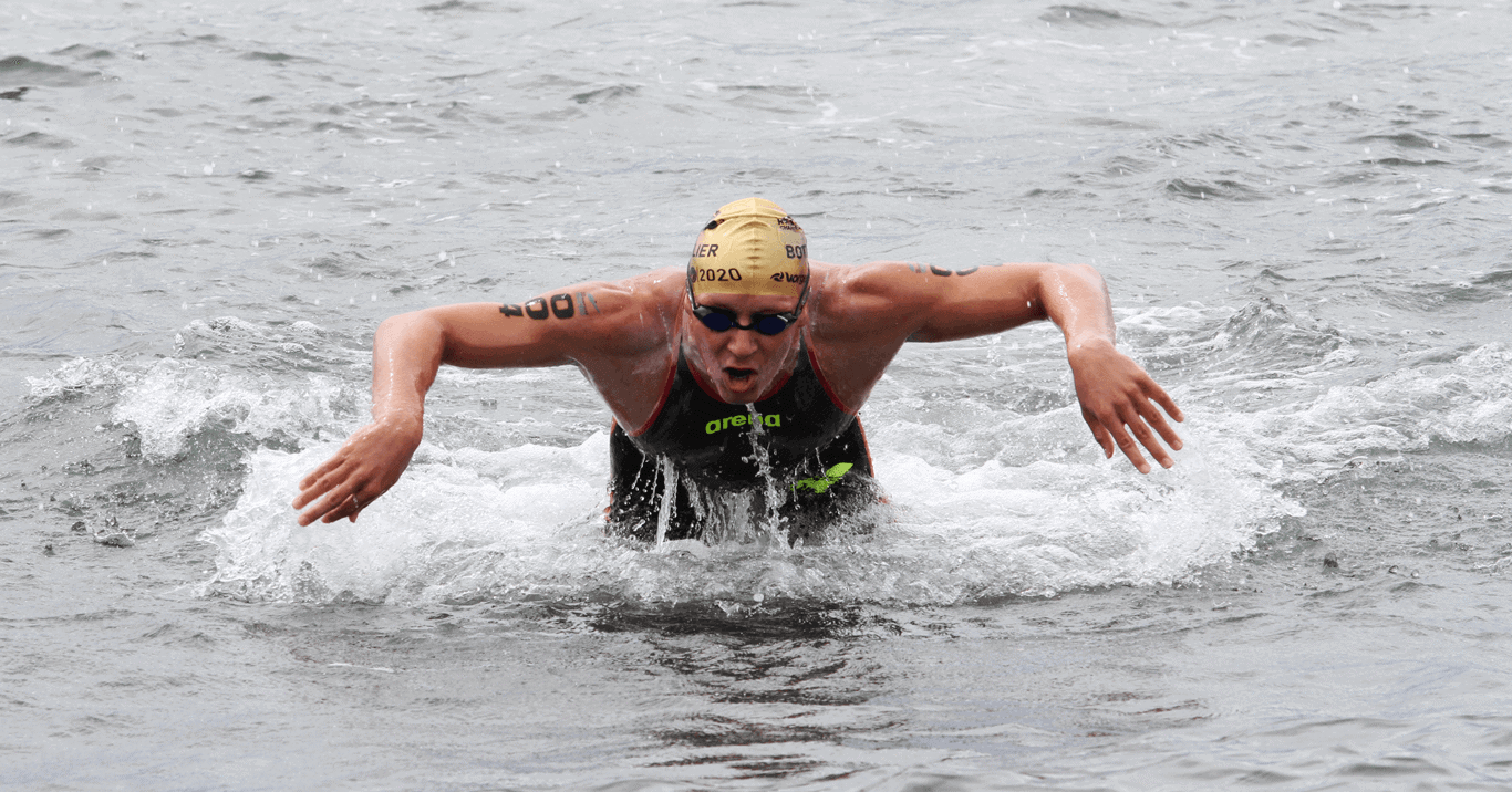 Swim season 2020 - 2021 has begun. Follow professional open water swimmer and swimmer Lars Bottelier in his journey dream to the Olympic 10K in open water swimming. How is he doing both physically and mentally?